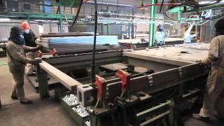 Repeat youtube video Video  Como se fabrica un contenedor   China   BigSteelBox