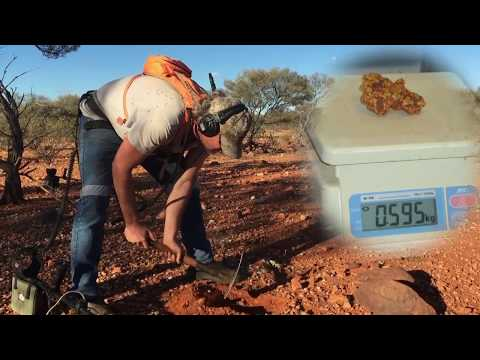 Mates & Gold in the remote outback. A taste of what we do, where we go