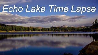Echo Lake Time Lapse