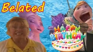 Belated Birthday YTP short - If you come outside you