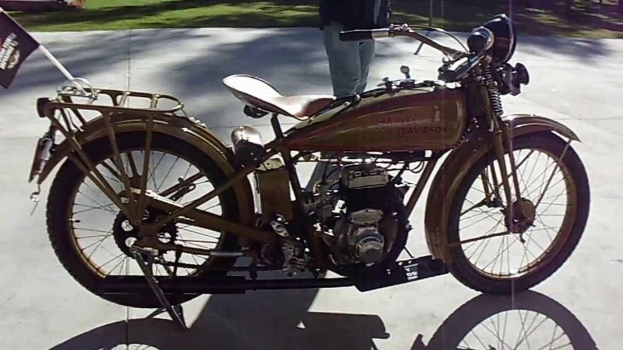 1926 Harley Davidson Peashooter: Harley Davidson Peashooter 1926