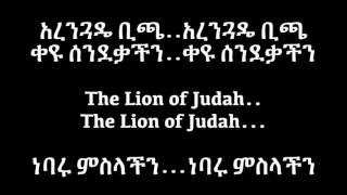 La fontaine Ft. Jonny Ragga - Bade Badesa ባዴ ባዴሳ (Amharic English With Lyrics)