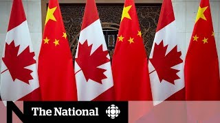China says it will freeze out Ottawa until it gets what it wants