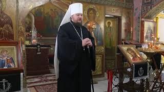Слово митрополита Костромского и Нерехтского Ферапонта в Великий Понедельник