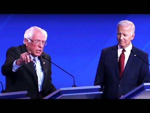 Biden Walks Right Into Bernie Haymaker