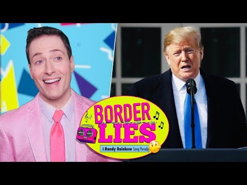 How Randy Rainbow reinvented political satire for the YouTube age