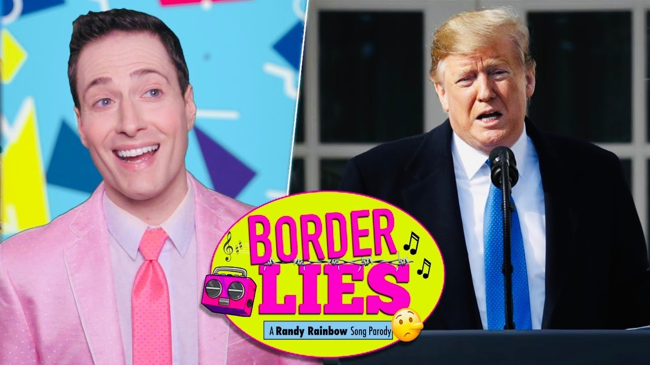 Randy Rainbow's Witty World - The Washington Post