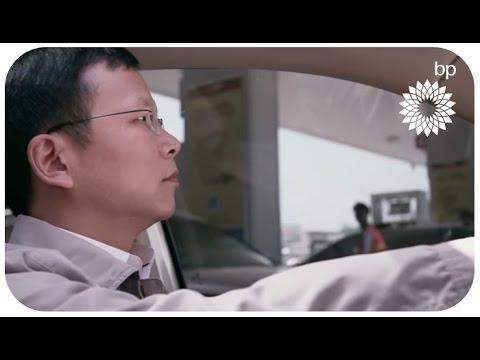 Meet Derik Han, BP's retail safety manager in China