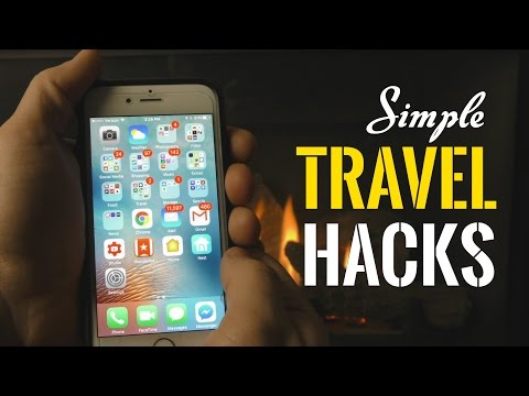 Simple Holiday Travel Hacks