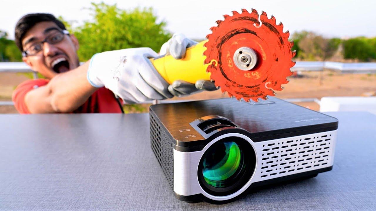 What is Inside a Video Projector? प्रोजेक्टर के अंदर का राज़ | Never Seen Before