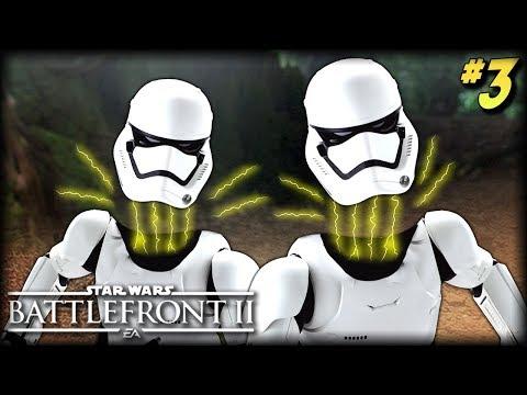 Star Wars Battlefront 2 - Funny Moments #3 (Just Like the Simulation, Battlefront 2 Beta!)