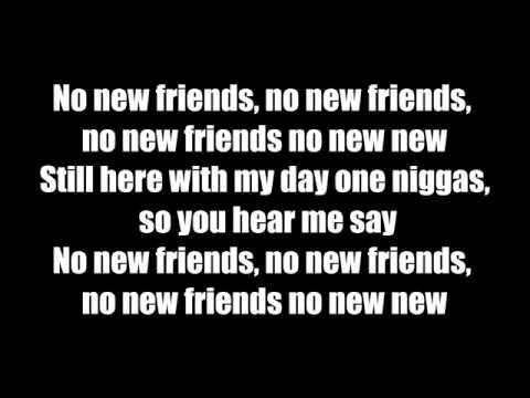 LSD - No New Friends Lyrics | LyricsFa