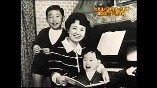 童謡歌手の川田正子さんの特集番組です。