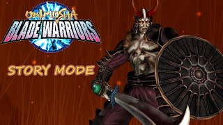 Onimusha Blade Warriors Story Mode With Marcellus