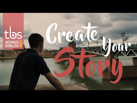 Create your story - HISTOIRE INTERACTIVE TBS