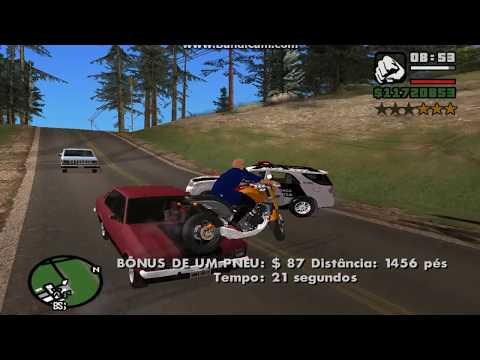 DanDo FuGa Dos Policia De Hornet Em Gta San Andreas Download Da Moto Na Descriçao Do Video