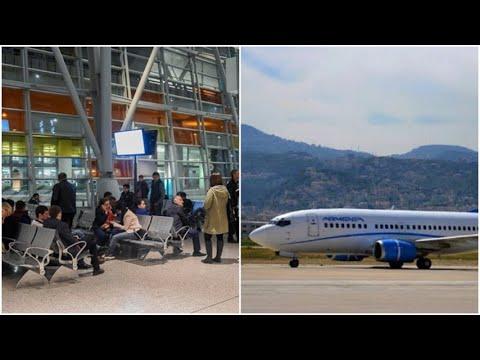 Լարված իրավիճակ Զվարթնոց օդանավակայանում. Երևան-Մոսկվա չվերթը չեղարկվել է
