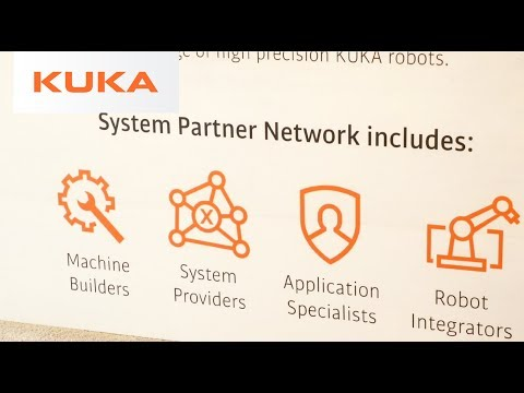 Robots Increase in Value with the Right Partners - KUKA Americas Partner Summit 2018