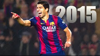 Luis Suárez ● Monster ● 2015 HD