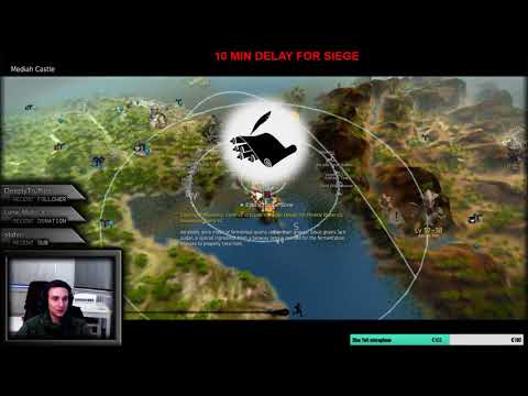 Enemy vs Sovereign siege 02-09-2017