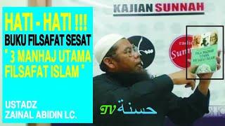 Aqidah Sarang Laba-Laba - Ustadz Zainal Abidin Lc.