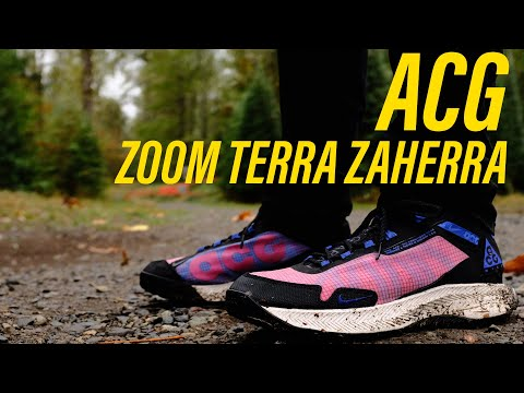 Nike ACG Zoom Terra Zaherra Review and On Feet