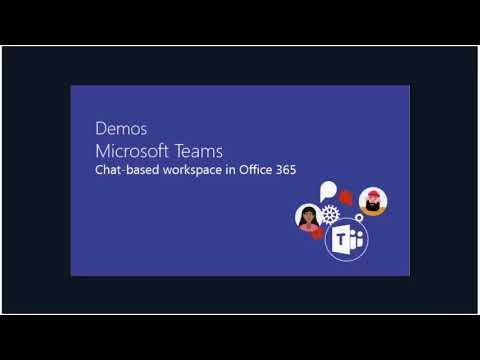 Colaboración con Microsoft Teams