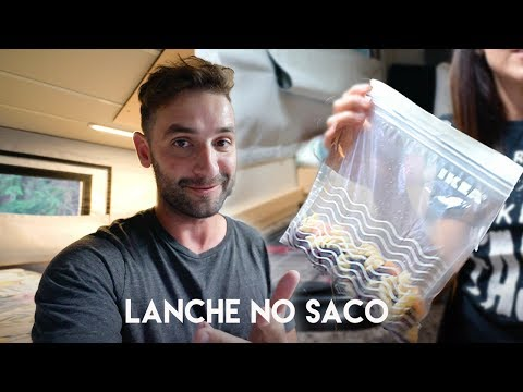 WHAT WE TAKE IN THIS BAG | KITCHEN AND CAMPER TALK | Travel and Share | Romulo and Mirella