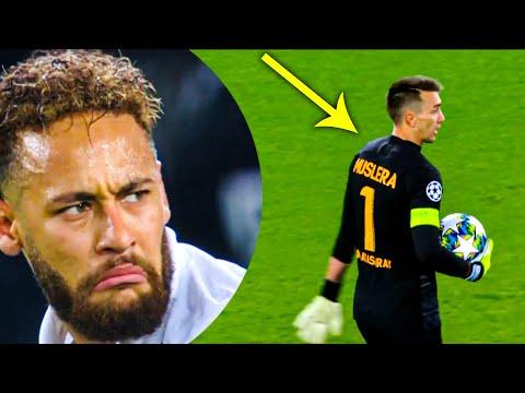 Futbolcuların İnanılmaz Fernando Muslera Kurtarışlarına Tepkileri - Kısa Film | HD