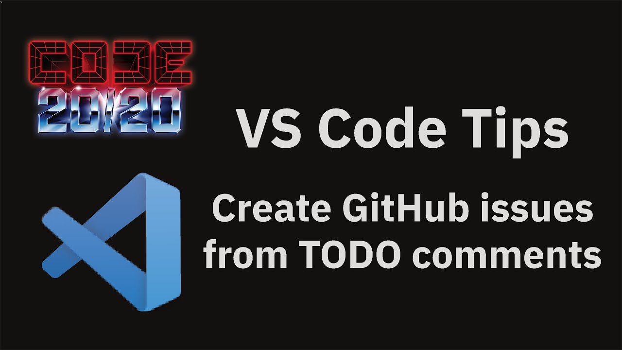 Create GitHub issues from TODO comments