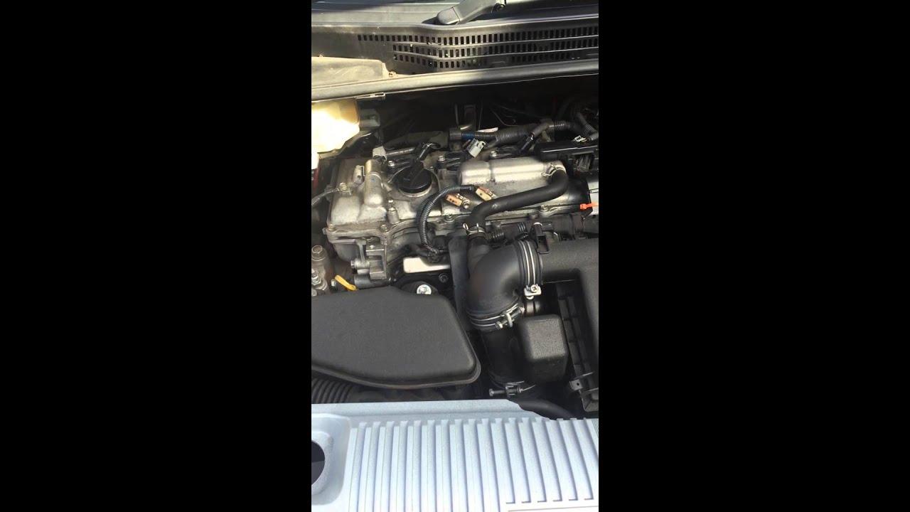 Toyota 2010 prius nocking rattling shaking noise