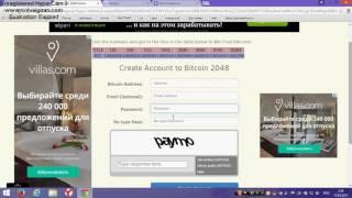 Коллекция Огромный заработок в интернете без риска и вложений  Игра 2048 Смотри!
