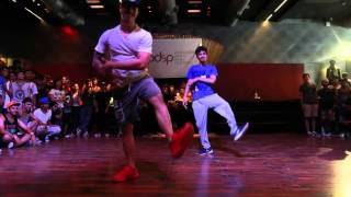 Big Dance Centre - Brain Puspos Workshop snippets