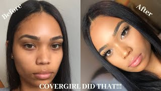 FLAWLESS DRUGSTORE FOUNDATION - COVERGIRL TRUBLEND MATTE MADE FOUNDATION REVIEW | Briana Monique'