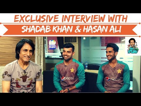 Exclusive Interview with Hasan Ali & Shadab Khan | Ramiz Speaks