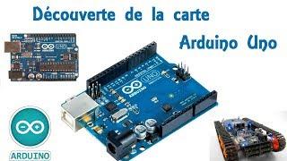 La carte Arduino (Arduino Uno)