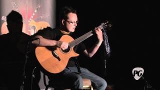 Montreal Guitar Show '10 - Beauregard Guitars played by Antoine Dufour