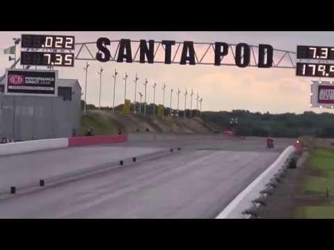 FIA European Drag Racing Championship Finals Santa Pod 2015