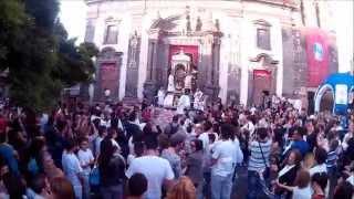 Processione San Giovanni Battista Randazzo (CT)  24 Giugno 2015.