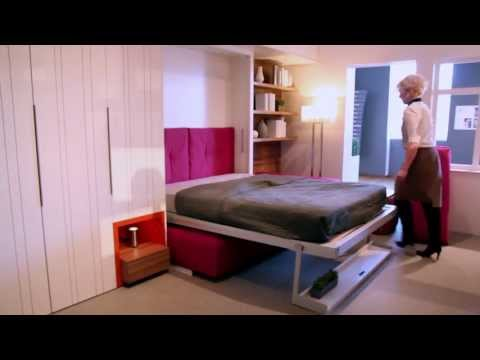 Resource Furniture and Clei's New Transforming Micro-Apartment