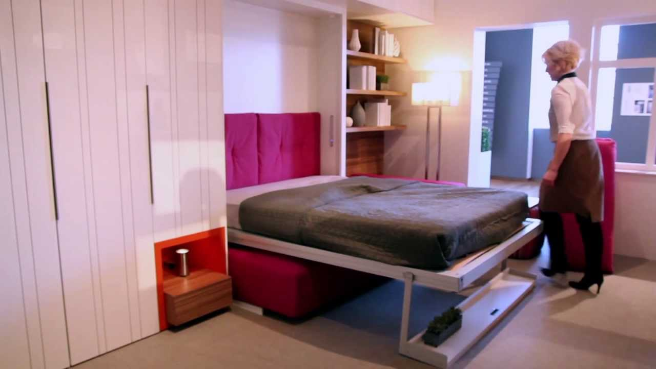 Transforming Micro Unit At The Museum Of The City Of New York Resource Furniture