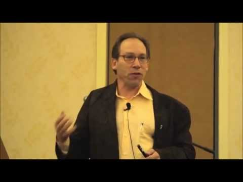 Lawrence Krauss - How we know the Universe is 13.72 Billion Yrs Old and More (Minus Religious Quips)