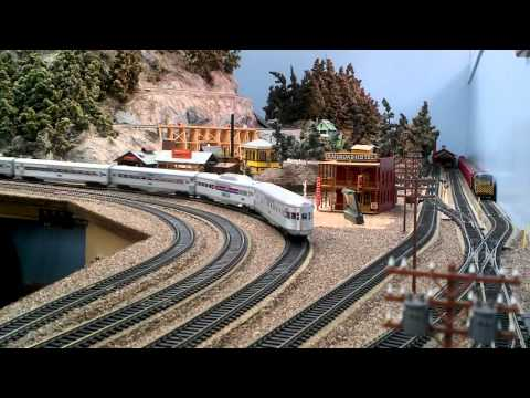 george's model railroad