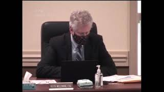 August 26 2021 Lower Prov Zoning Meeting