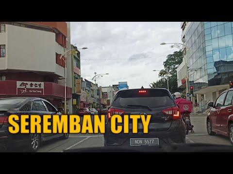 Driving Around Seremban City - Gonna Walk