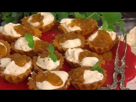 mandelmusslor med mandelmjöl