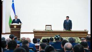 18 октября продолжилась поездка Президента Узбекистана в Сурхандарьинскую область