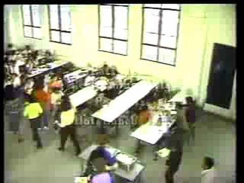 Cass Tech Performing Arts 1981
