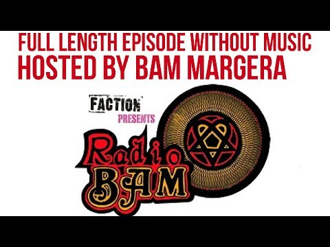 Radio Bam - full episode #95 [no music] Guest:  April Margera