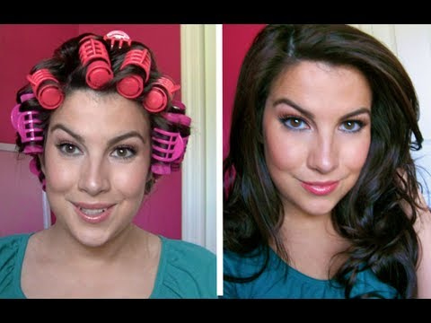 This is How I Roll (Hot Rollers Tutorial)